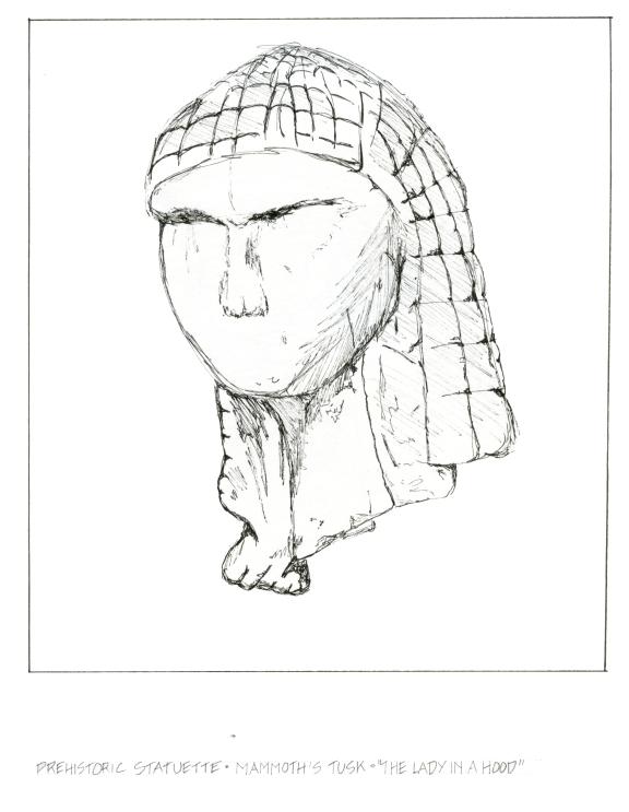 Prehistoric statuette