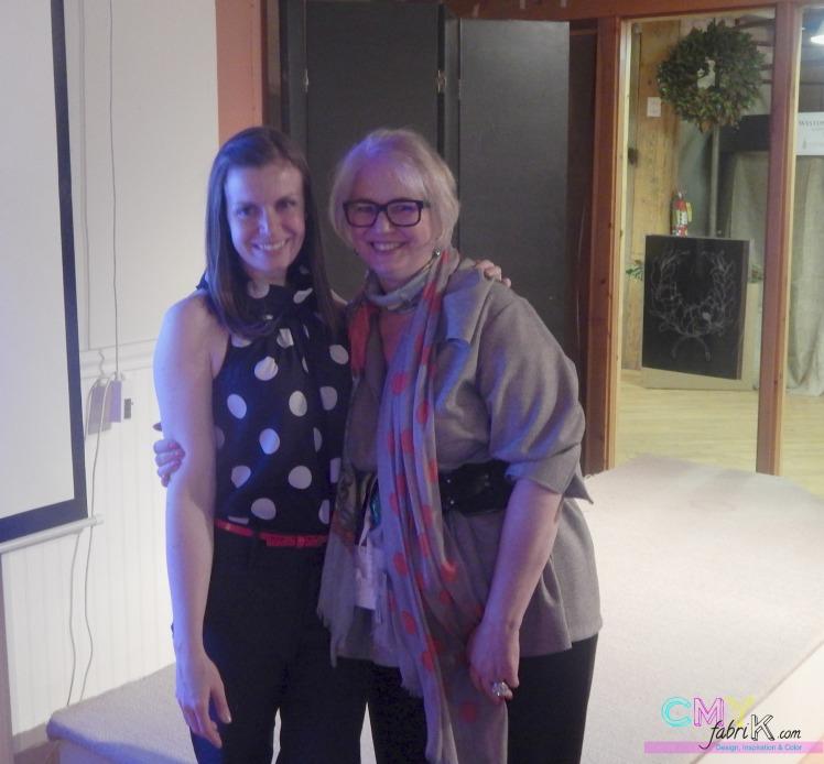 Sheilah MacSporran & Leslie Carothers