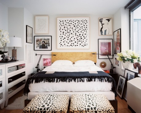 Bedroom+wall+framed+art+hung+above+burlwood+azEVp-8wXHDl