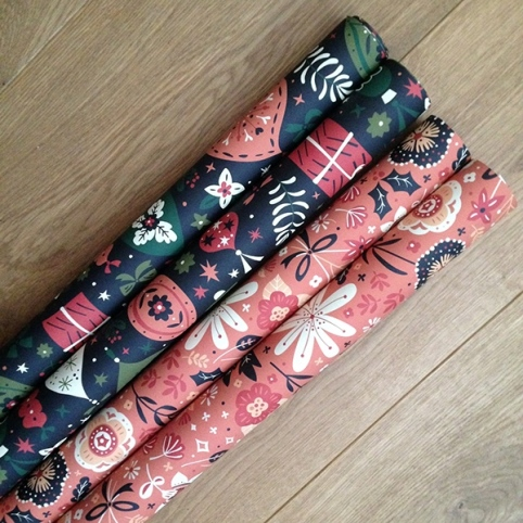 Wrapping paper by Anna Deegan
