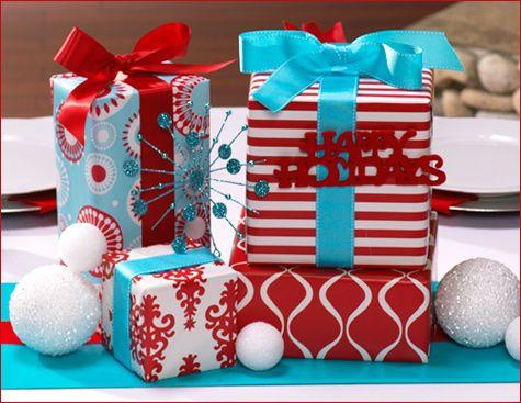 Blue, red and white paper via Blog.hwtm.com