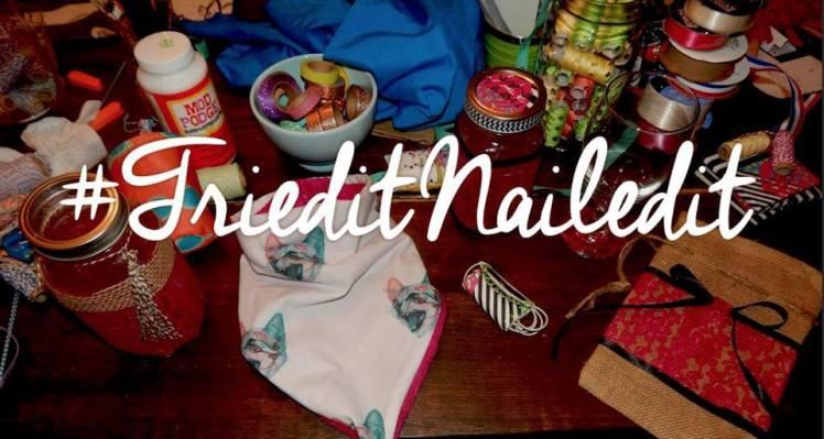#TriedItNailedIt group on Facebook