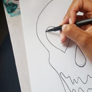 skull-tshirt-tut01